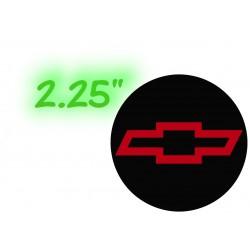 """Chevy Wheel Caps 2.25""""..."""