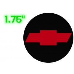 """Chevy Wheel Caps 1.75""""..."""