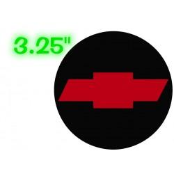 """Chevy Wheel Caps 3.25""""..."""