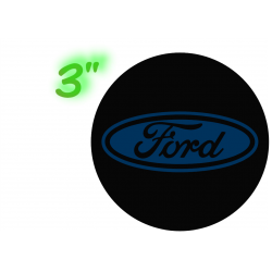 Ford Wheel Caps 3""