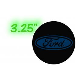 Ford Wheel Caps 3.25""