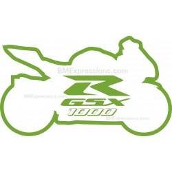 Suzuki GSXR 1000 Sport Bike...
