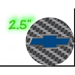 """Chevy Wheel Caps 2.5""""..."""