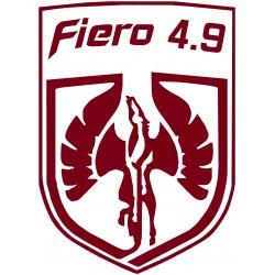 Fiero 4.9 Pegasus Logo