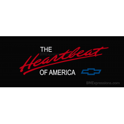 Chevy Heartbeat of America...